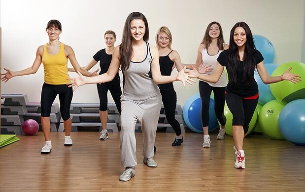 Clases de Zumba y Yoga
