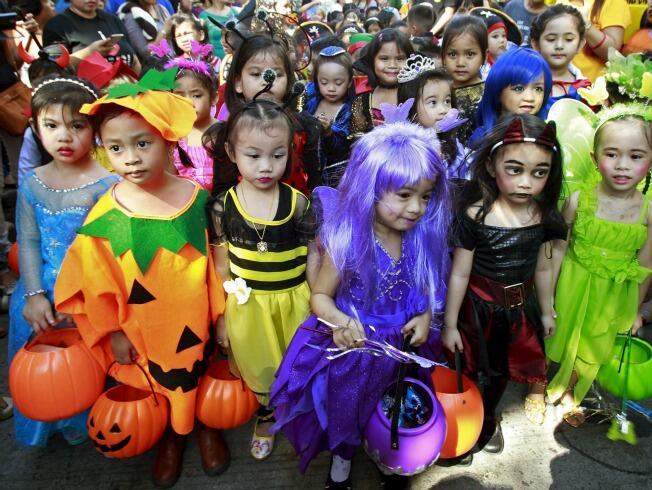 Fin De Semana De Halloween Para Los Niños En Sevilla Bulevar Sur