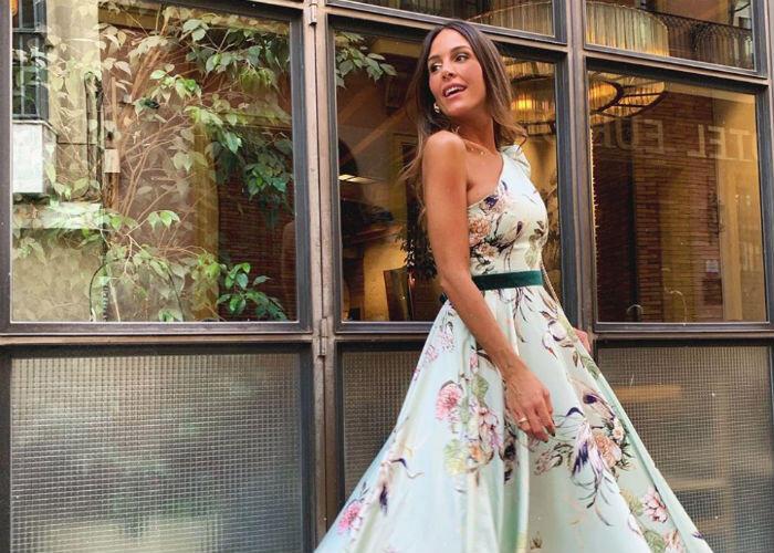 Los Vestidos De Invitada Más Bonitos De Rocío Osorno Para 2020 Bulevar Sur